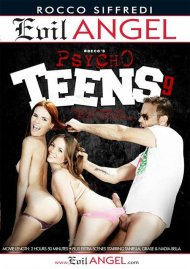 Rocco's Psycho Teens 9 Porn Video