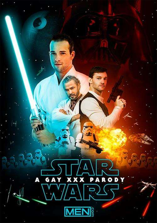 Xxx Star Wars Movie