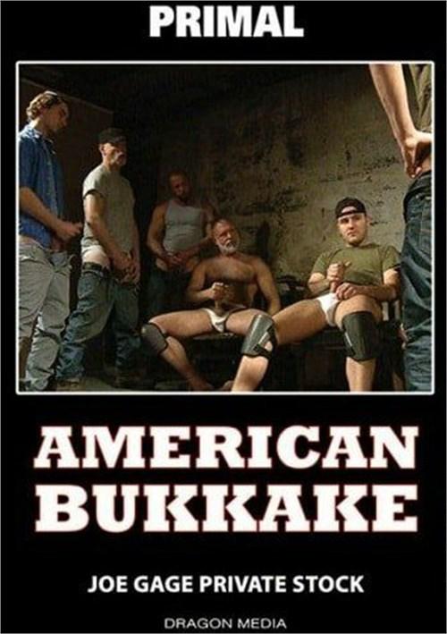 American Bukkake Boxcover