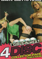 T Girls In Heat 4 Disc Collector Pack Porn Movie
