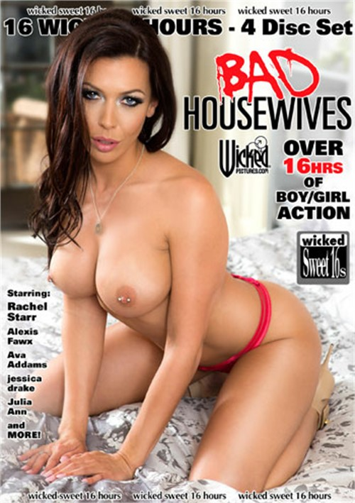 Wicked wives xxx adult dvd