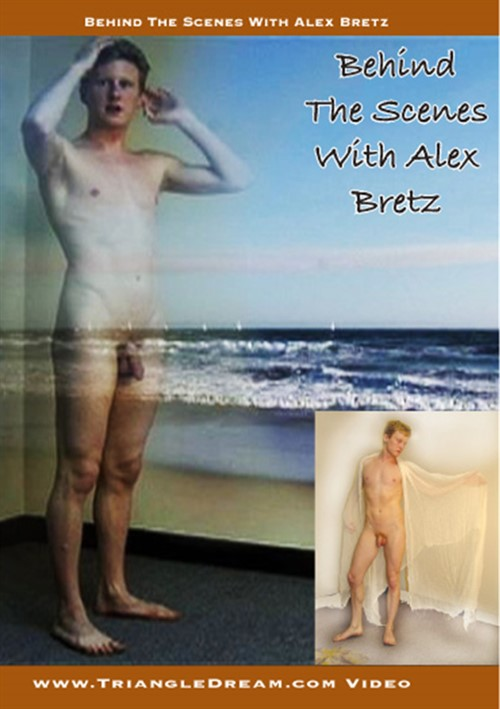 Behind The Scenes With Alex Bretz Boxcover
