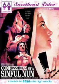 Confessions of a Sinful Nun porn DVD from Sweetheart Video.