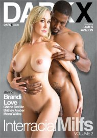 Interracial MILFs Vol. 2 porn DVD from DarkX.