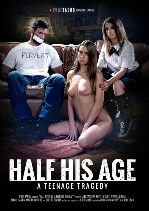 Jill Kassidy and more stars in Half His Age DVD porn movie.
