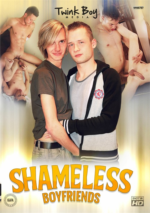 Shameless Boyfriends Boxcover