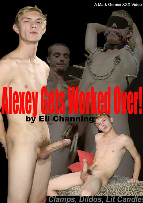 Alexey Gets Worked Over! Boxcover
