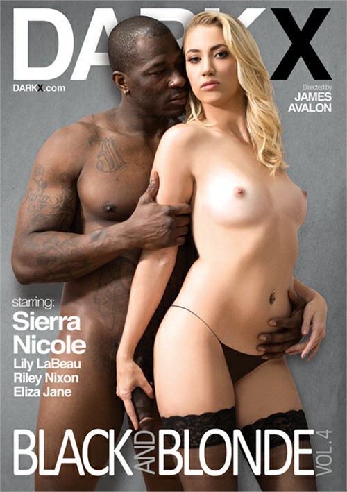 Such casual Blacks on blondes lily labeau
