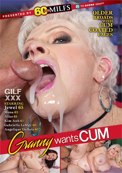 Granny Wants Cum (2018)