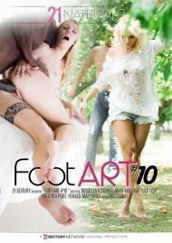 Foot Art #10 Porn Video