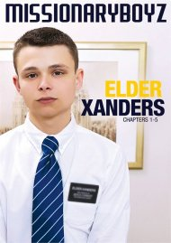 Elder Xanders: Chapters 1-5 gay porn DVD from Missionary Boyz