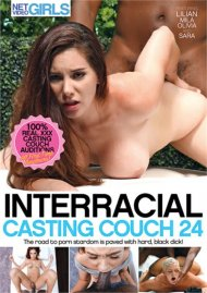 Interracial Casting Couch 24 Porn Video