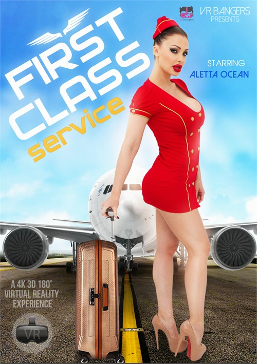 First Class Service Boxcover