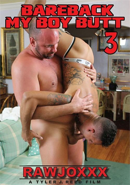 Bareback My Boy Butt 3 Boxcover