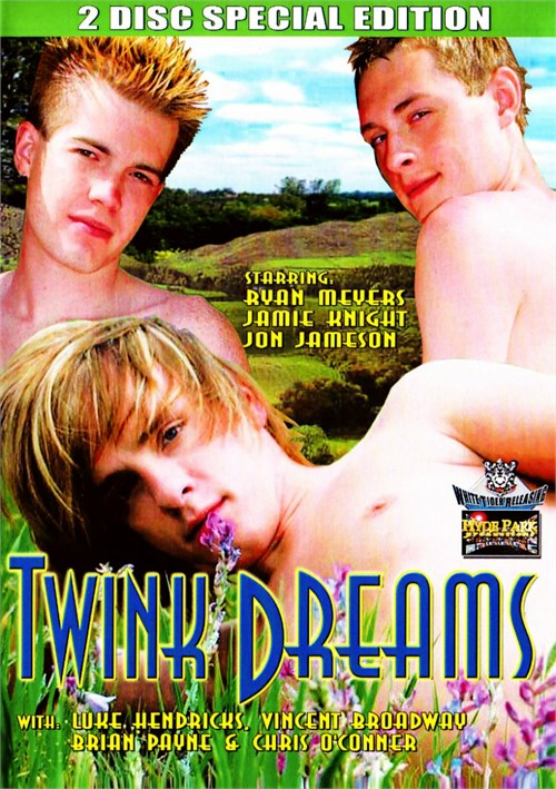 Twink Dreams Boxcover