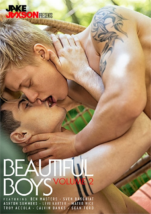 Beautiful Boys Volume 2 Boxcover