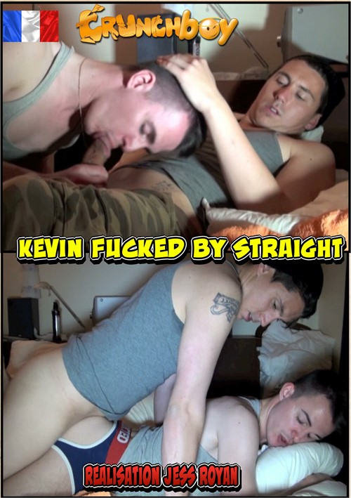 Kevin Fucked by Straight Boxcover