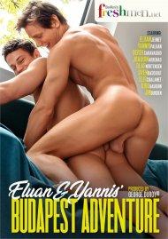Eluan & Yannis Budapest Adventure Porn Movie