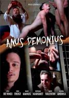 Anus Demonius Boxcover
