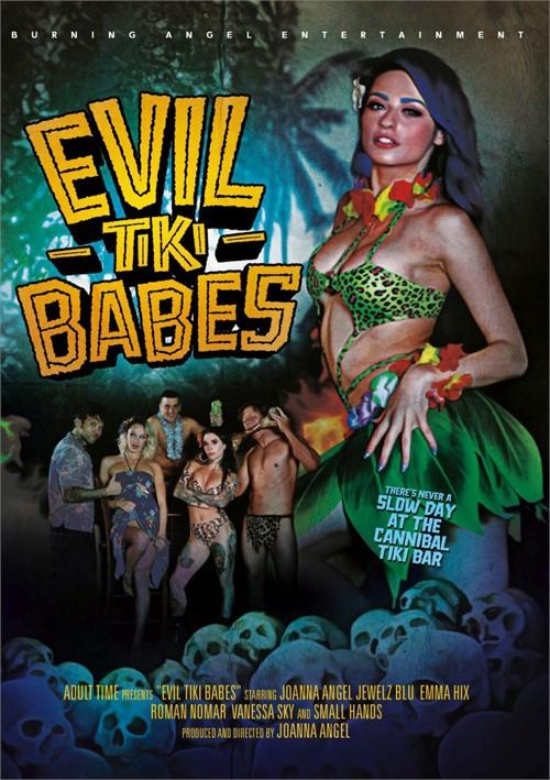 Evil Tiki Babes
