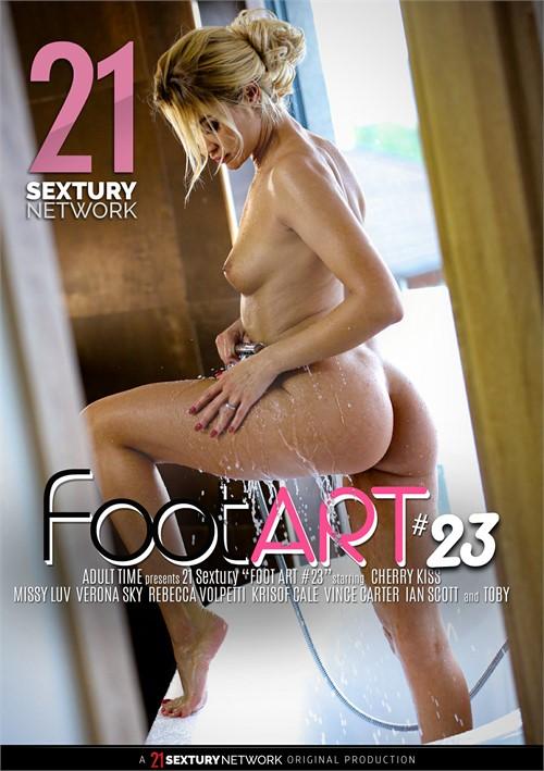 Foot Art 23