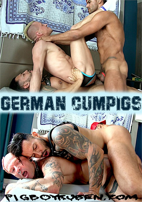 German Cumpigs Boxcover