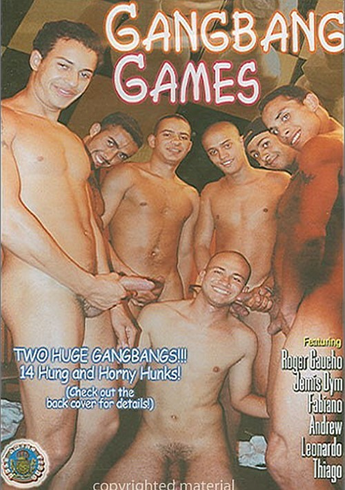 Gangbang Games Boxcover