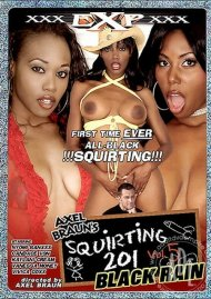 Squirting 201 Vol. 5: Black Rain Porn Video