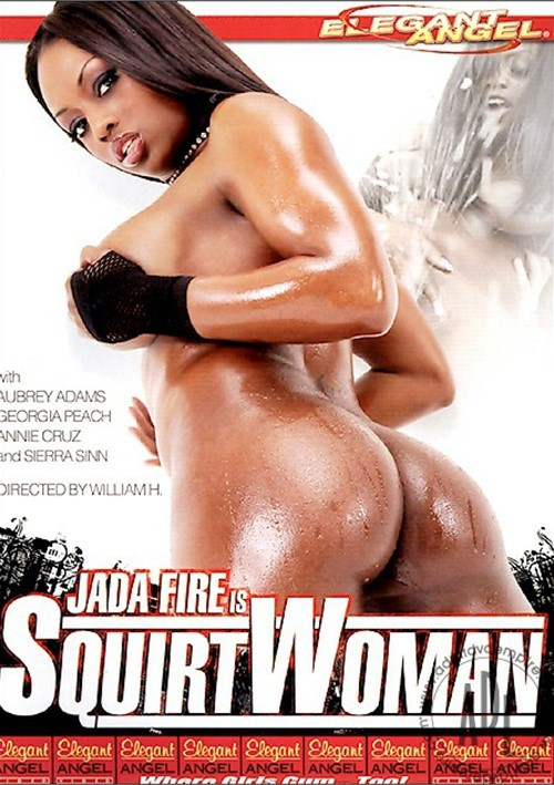 Jada Fire Is Squirt Woman Boxcover