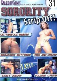 Dream Girls Sorority Strip-Off #31 Porn Video