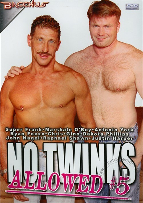 No Twinks Allowed 5 Boxcover