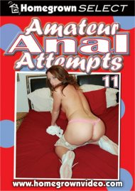 Amateur Anal Attempts 11 Porn Video