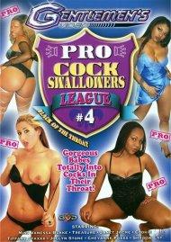 Pro Cock Swallowers League 4 Porn Video