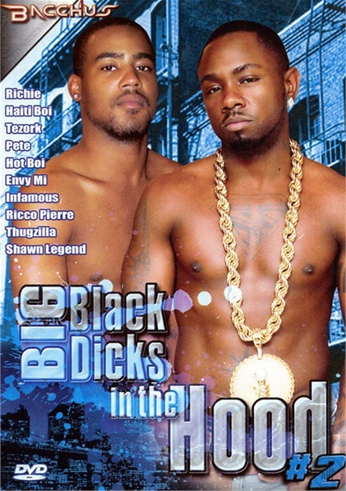 Big Black Dicks In The Hood #2 Boxcover