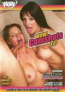 Wow! Cumshots 10 Porn Video