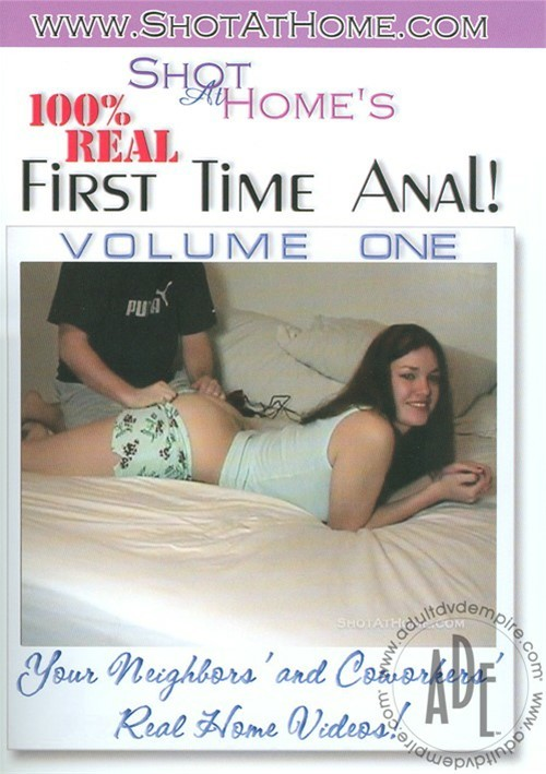 real anal first