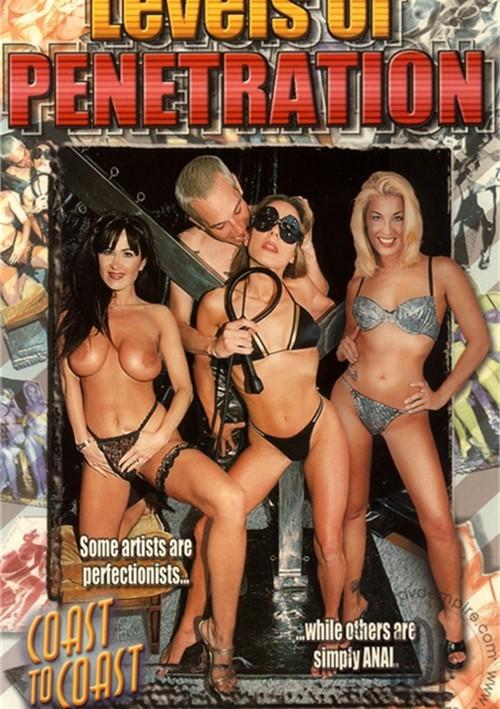 Levels Of Penetration