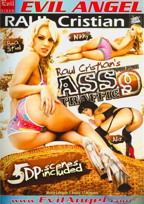 Ass Traffic Vol. 9