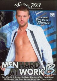 Men Hard At Work Vol. 8 Gay Porn Movie