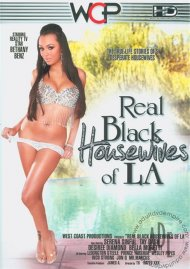 Real Black Housewives Of LA Porn Video