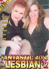 Fantastic 40's & Lesbian #2