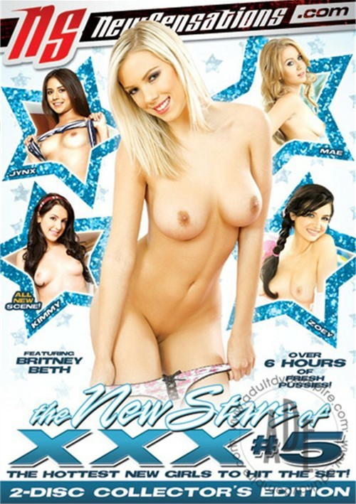 The New Stars Of XXX #5 (2011)