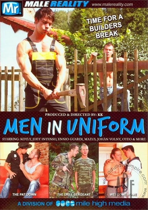 uniform men in Gay muscle