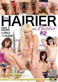 Hairier The Better #2, The Porn Video