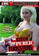 Czech Public Fucksters #6 Porn Video
