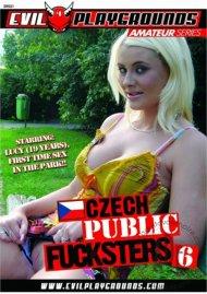Evil Playgrounds - Czech Public Fucksters #6 Porn Video