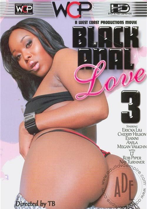 Black Anal Love 3