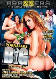 Pornstars Like It Big Vol. 21