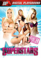 Superstars 4-Pack Vol. 2 Porn Movie