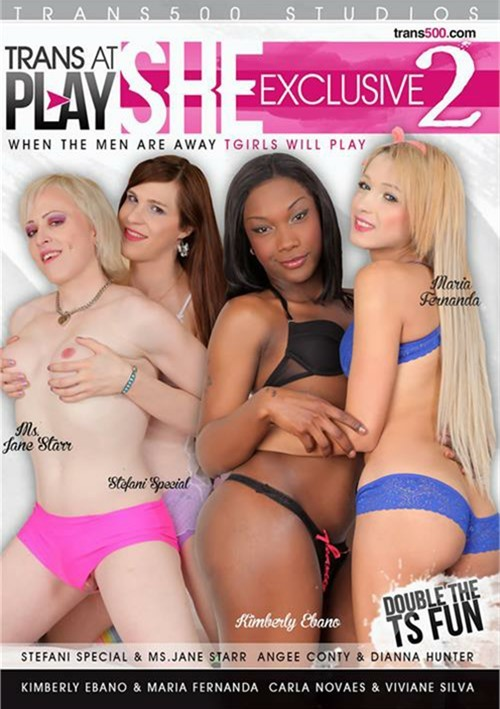 Trans At Play: She Exclusive 2